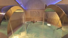 Balneario de leana web oficial hotel balneario de for Balneario de fortuna precios piscina